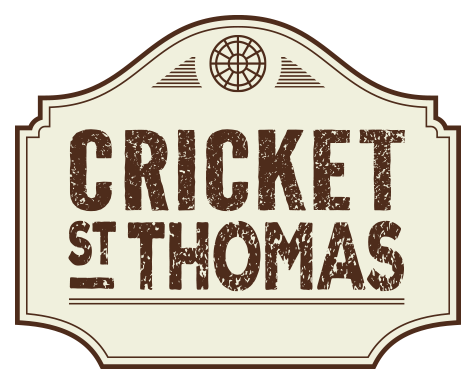 Cricket St Thomas logo